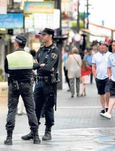 Bolsa de trabajo polic a local de benidorm sindicato - Busco trabajo en javea ...